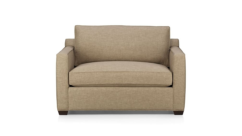 Twin Sofa Chairs Within Most Popular Twin Size Sleeper Sofa Chairs – Ansugallery (View 8 of 10)