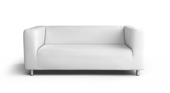 Two Seater Sofas Throughout Most Up To Date Klippan 2 Seater Sofa Slipcover (View 7 of 10)