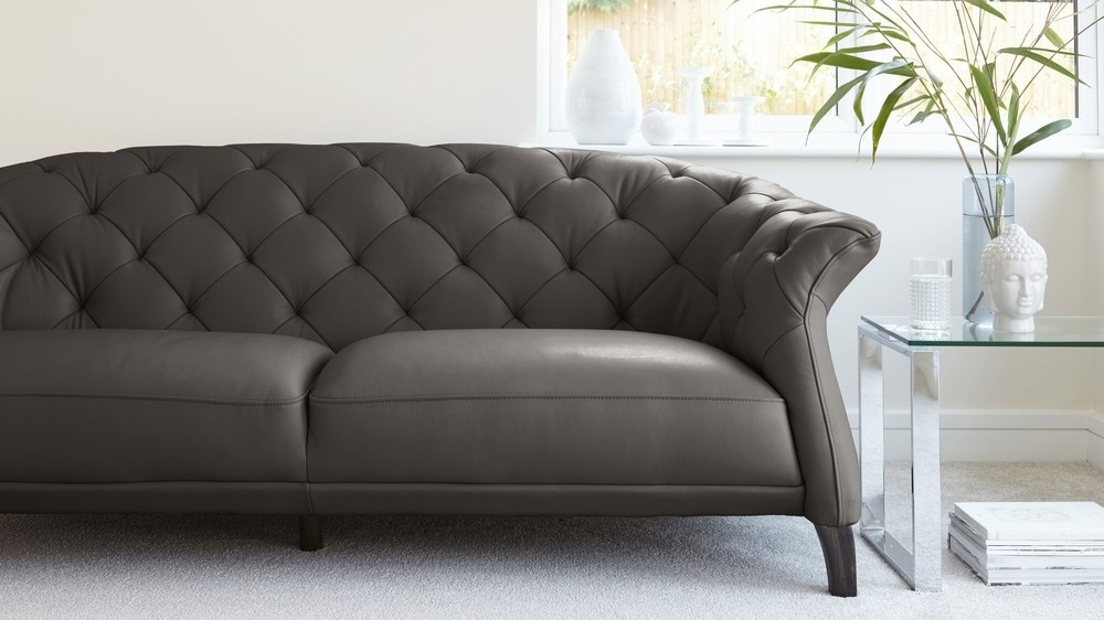 Uk Pertaining To Current Modern 3 Seater Sofas (View 8 of 10)