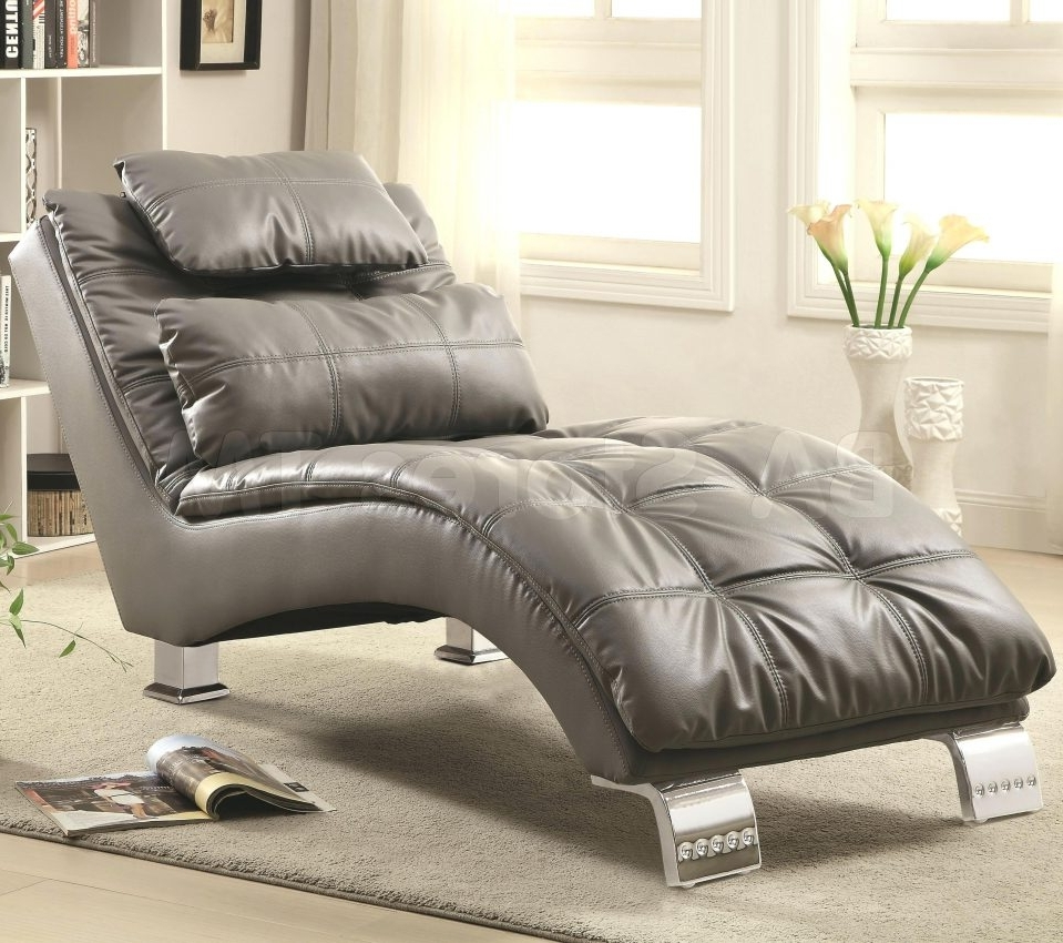Uncategorized : Microfiber Chaise Lounge Within Finest Chaise Within Newest Coaster Chaise Lounges (View 14 of 15)