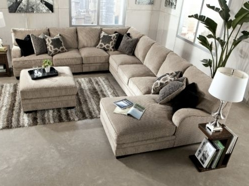 Undefined  Hom Furniture Sectional Sofa (Gallery 5 of 10)