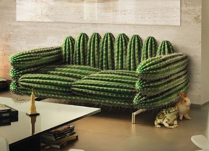 Unusual Sofa With Regard To Trendy Our Top 10 Unusual Sofas (View 8 of 10)