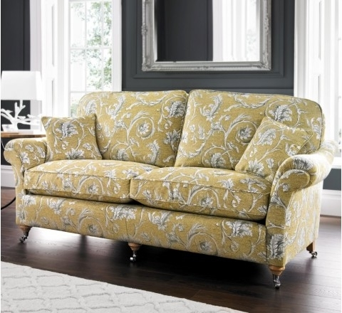 Vale Bridgecraft Florence Grand Sofa Available From George F Knowles Throughout Most Current Florence Grand Sofas (View 10 of 10)