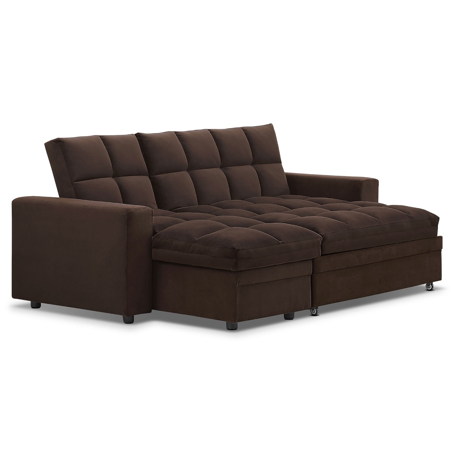 Value City Furniture Throughout Widely Used Chaise Sofa Beds (Gallery 2 of 15)