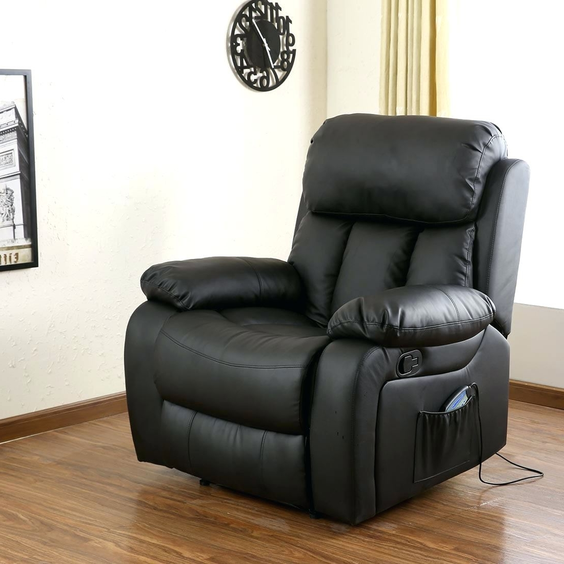 Varossa Chaise Lounge Recliner Chair Sofabeds For Popular Sofa Lounge Chair Black Accent Lounge Chair Sofa Bed Sofa Sleeper (View 8 of 15)