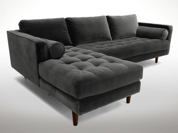 Velvet Sofas With Recent 11 Of The Best Velvet Sofas To Decorate With (View 6 of 10)