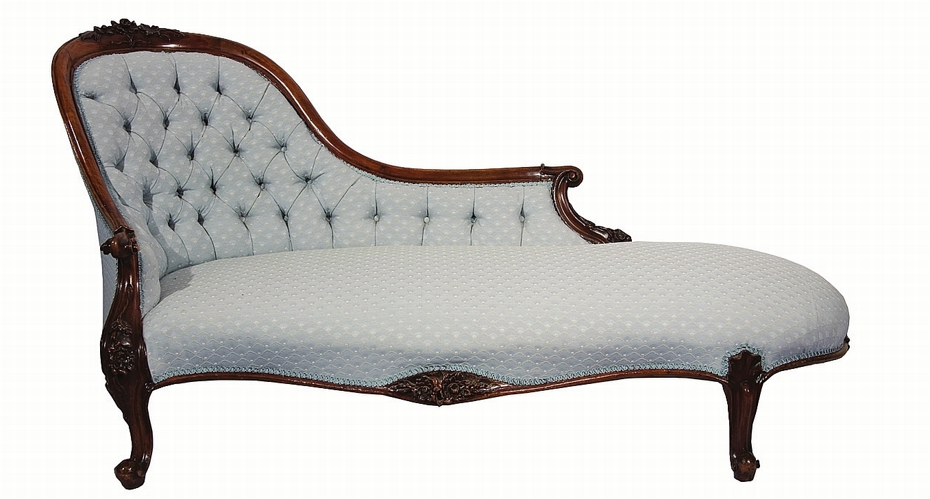 Victorian Chaise Lounge – Victorian Chaise Lounge, Antique Chaise Inside Widely Used Victorian Chaise Lounges (Gallery 8 of 15)