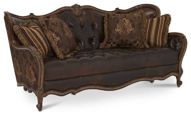 Victorian Leather Sofa – Home And Textiles Within Well Liked Victorian Leather Sofas (View 5 of 10)