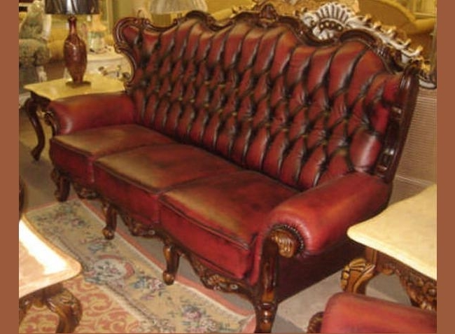 Victorian Looking Sofas (View 8 of 10)