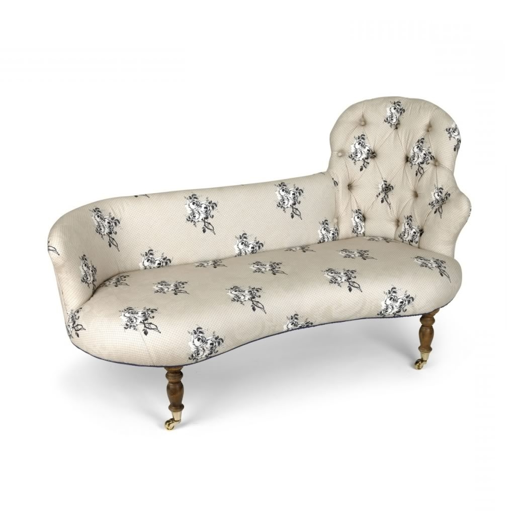 Vintage Chaise Lounges For Most Up To Date Marcus Design: {Furniture Friday: Vintage Inspired Chaise} (Gallery 13 of 15)