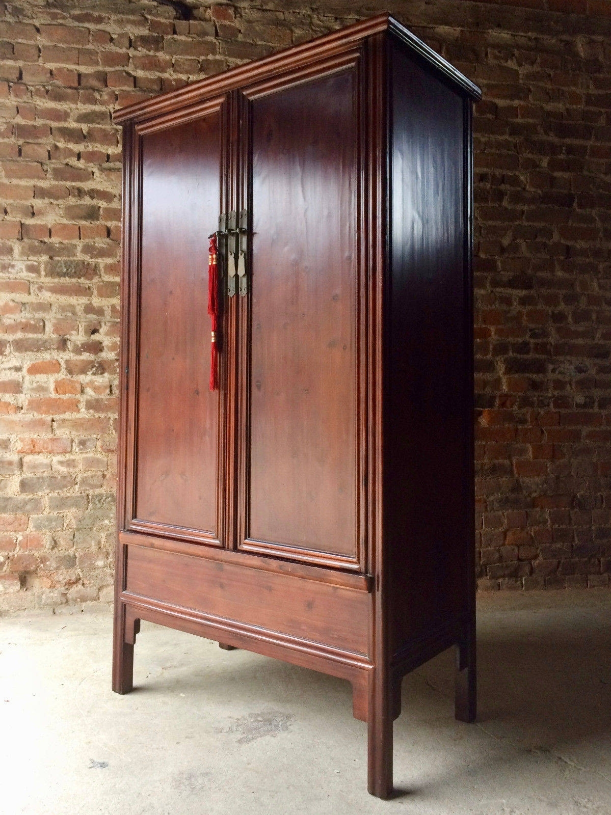 Vintage Furniture: Midcentury, Antique & Design Furniture Within Most Recent Chinese Wardrobes (Gallery 15 of 15)
