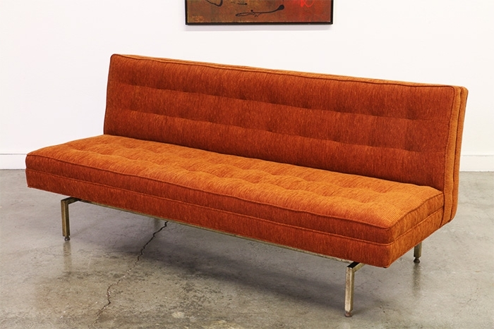 Vintage Supply Store With Florence Knoll Style Sofas (Gallery 2 of 10)