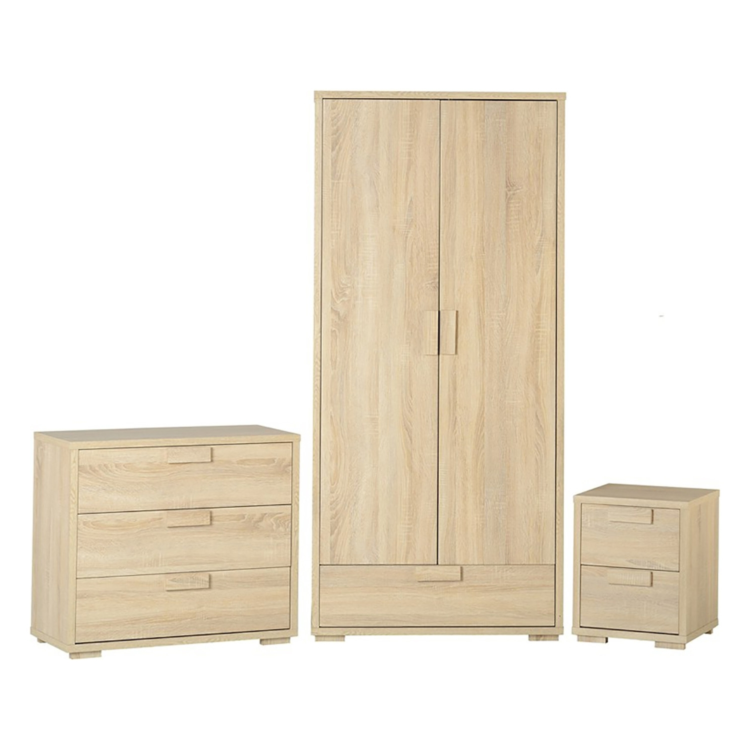 Wardrobe Sets – Wardrobes, Bedside Tables & Chest Of Drawer Sets Pertaining To Most Up To Date Wardrobes Sets (View 10 of 15)