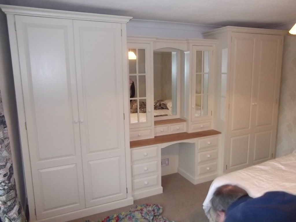 Wardrobes And Dressing Tables With Regard To Newest Wardrobe With Dressing Table (View 3 of 15)