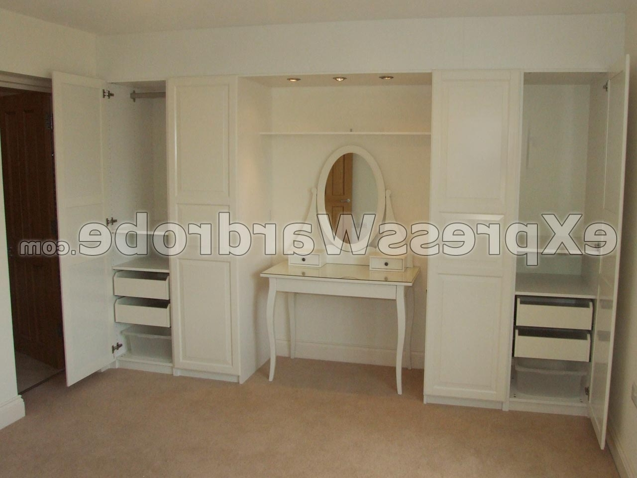 Wardrobes Cheap Intended For Preferred B&q Fitted Bedroom Units (View 9 of 15)