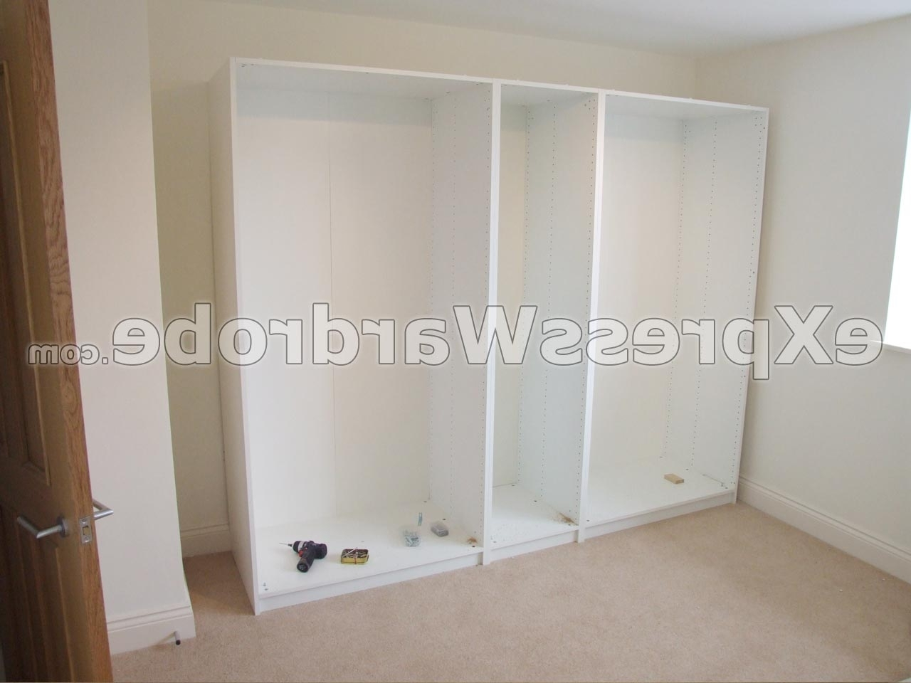 Wardrobes Cheap With Regard To Best And Newest Cheap Fitted Wardrobes Bedrooms Bedroom Furniture – Lentine Marine (View 11 of 15)