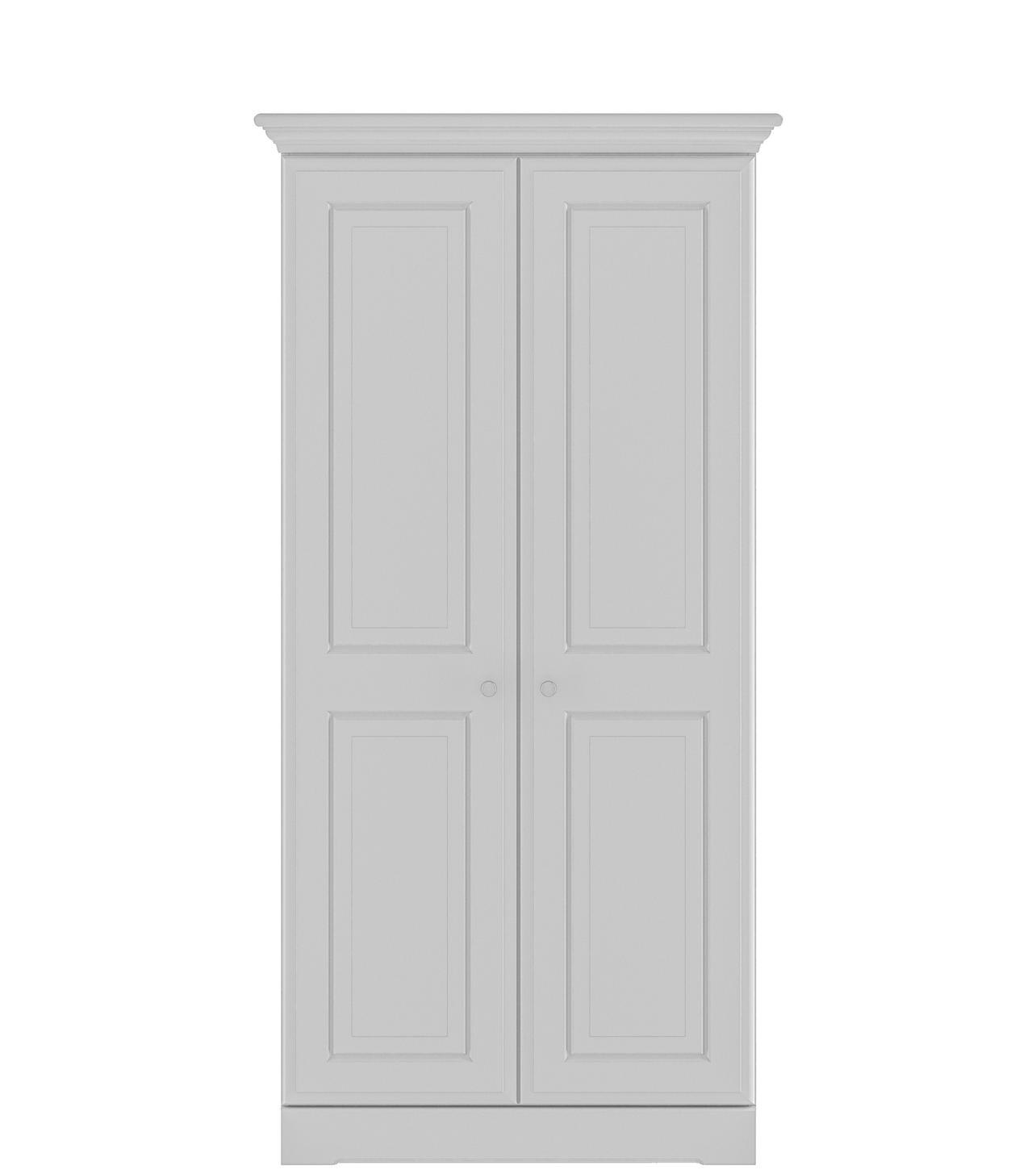 Wardrobes – Complete Furnishings With Newest Cameo 2 Door Wardrobes (View 13 of 15)