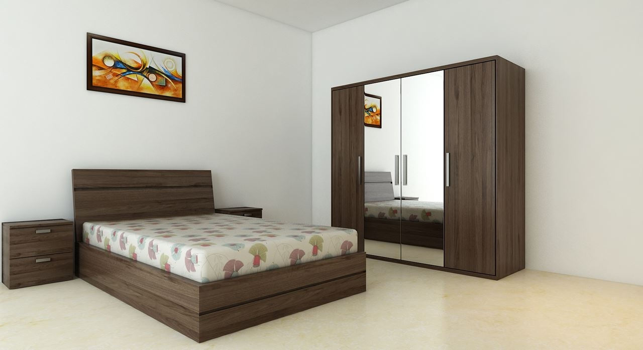 Wardrobes Sets Pertaining To Latest Get Modern Complete Home Interior With 20 Years Durability. (View 12 of 15)