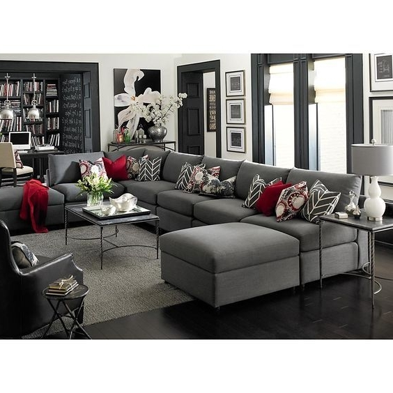 We Have The Finest Step For U Shaped Couches Canada (View 6 of 10)