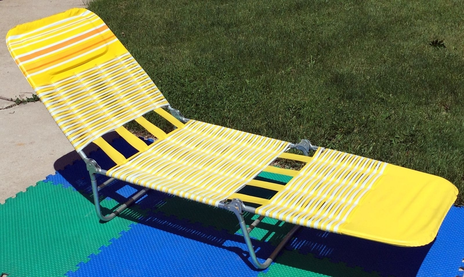 Web Chaise Lounge Lawn Chairs Regarding Famous Uncategorized : Folding Chaise Lounge Chair In Fantastic Chaise (View 12 of 15)