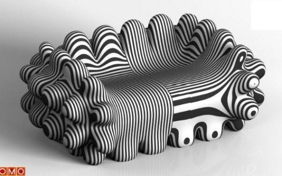 Weird Things And Places Intended For Unusual Sofa (View 9 of 10)