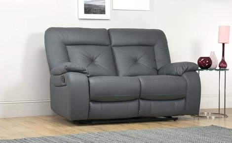 Well Known 2 Seater Recliner Leather Sofas Throughout Beautiful 2 Seat Reclining Sofa Or Leather Vertical Stitch  (View 15 of 15)