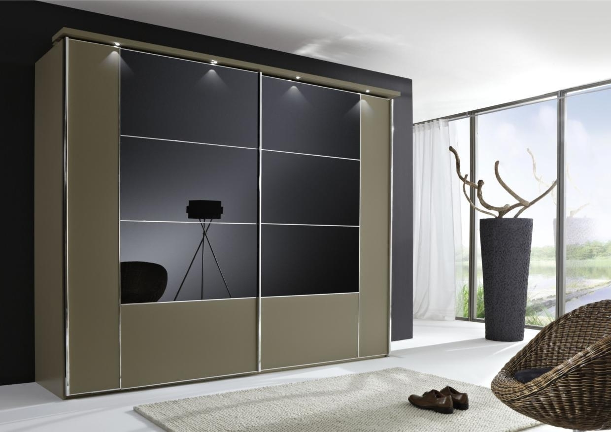 Well Known 35+ Images Of Wardrobe Designs For Bedrooms For Black Shiny Wardrobes (View 14 of 15)