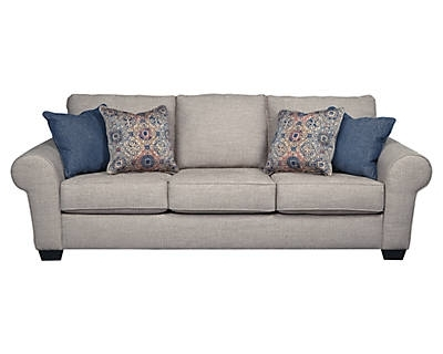 Well Known Ashley Furniture Tufted Sofa My Apartment Story Pertaining To Ashley Tufted Sofas (View 9 of 10)
