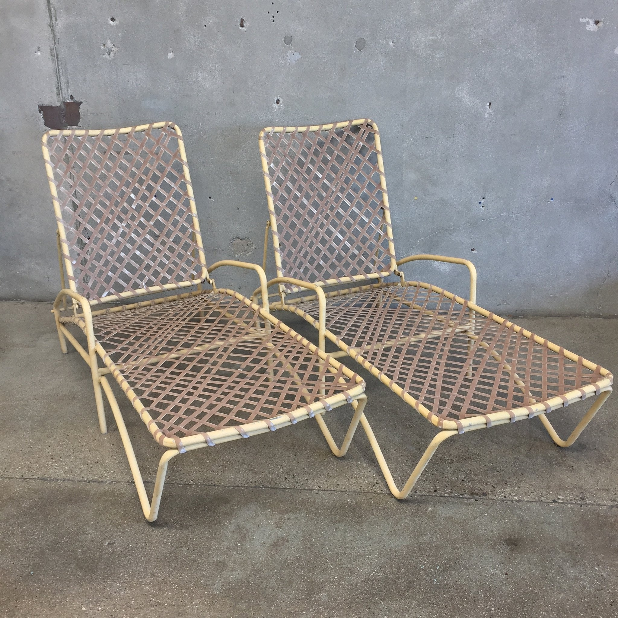Well Known Brown Jordan Chaise Lounge Chairs For Brown Jordan Chaise Lounge Chair (View 10 of 15)