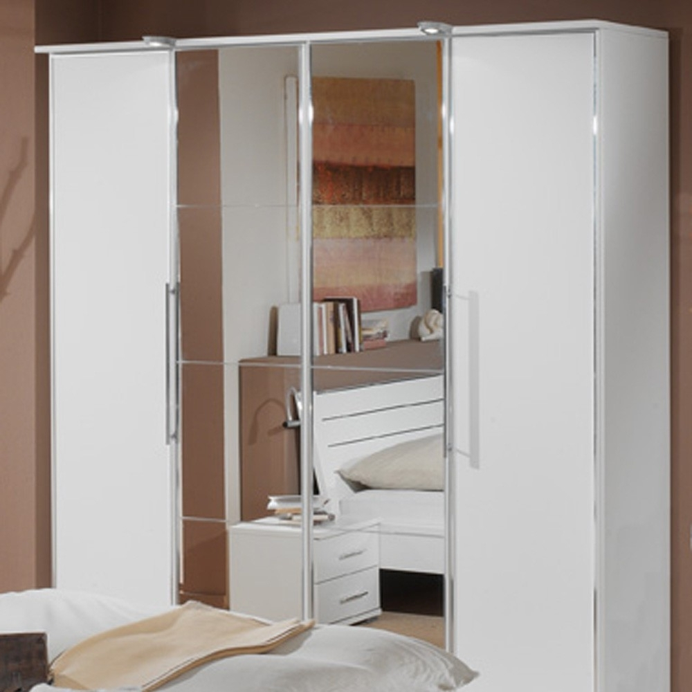 Well Known Cheap 4 Door Wardrobes Intended For Furniture For Modern Living – Furniture For Modern Living (View 13 of 15)