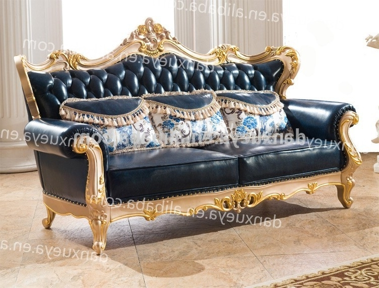 Well Known Classic Sofas In Classic Living Sofa Design Kks 004 Living Room Furniture (View 3 of 10)