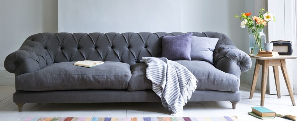 Well Known Comfy Classic Large Sofas Style Below Products Of Selected Intended For Extra Large Sofas (View 9 of 10)