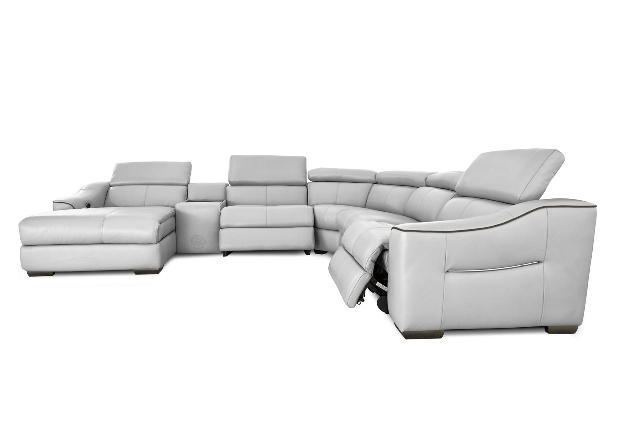 Well Known Corner Chaises Inside Rhf Corner Chaise Sofa – Elixir – Gorgeous Living Room Furniture (View 13 of 15)