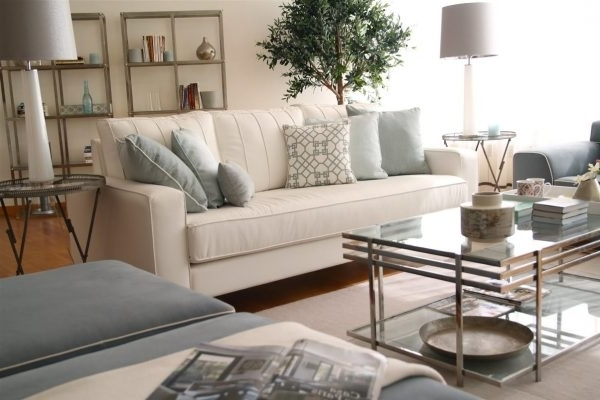 Well Known Cream Colored Sofas In Lovely Cream Colored Sectional Sofa 51 In Modern Sofa Ideas With (View 9 of 10)