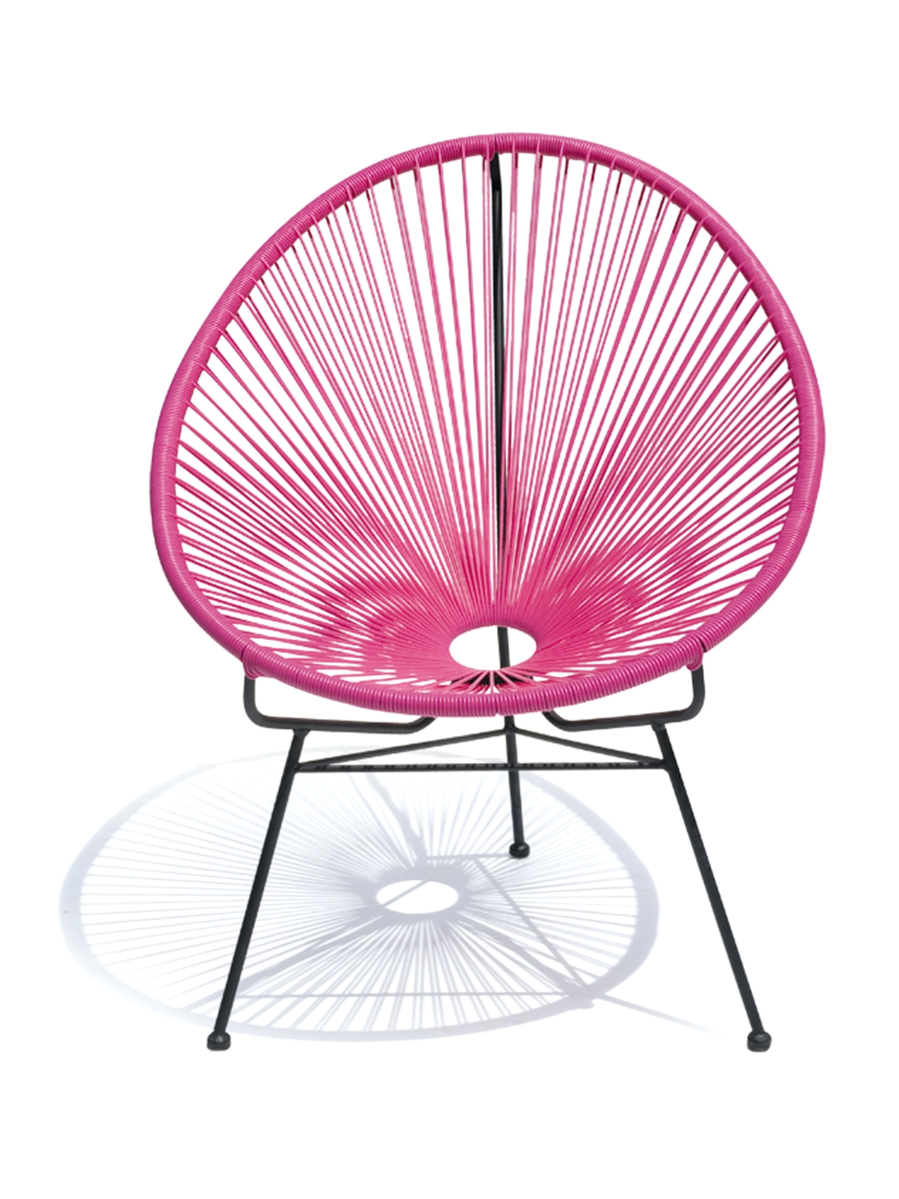 Well Known Hot Pink Chaise Lounge Chairs Inside Pink Beach Lounge Chair • Lounge Chairs Ideas (View 15 of 15)