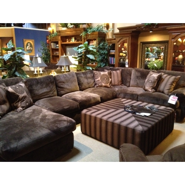 Well Known Large Comfortable Sectional Sofas Inside Best 25 Most Comfortable Couch Ideas On Pinterest Big Couch (View 3 of 10)