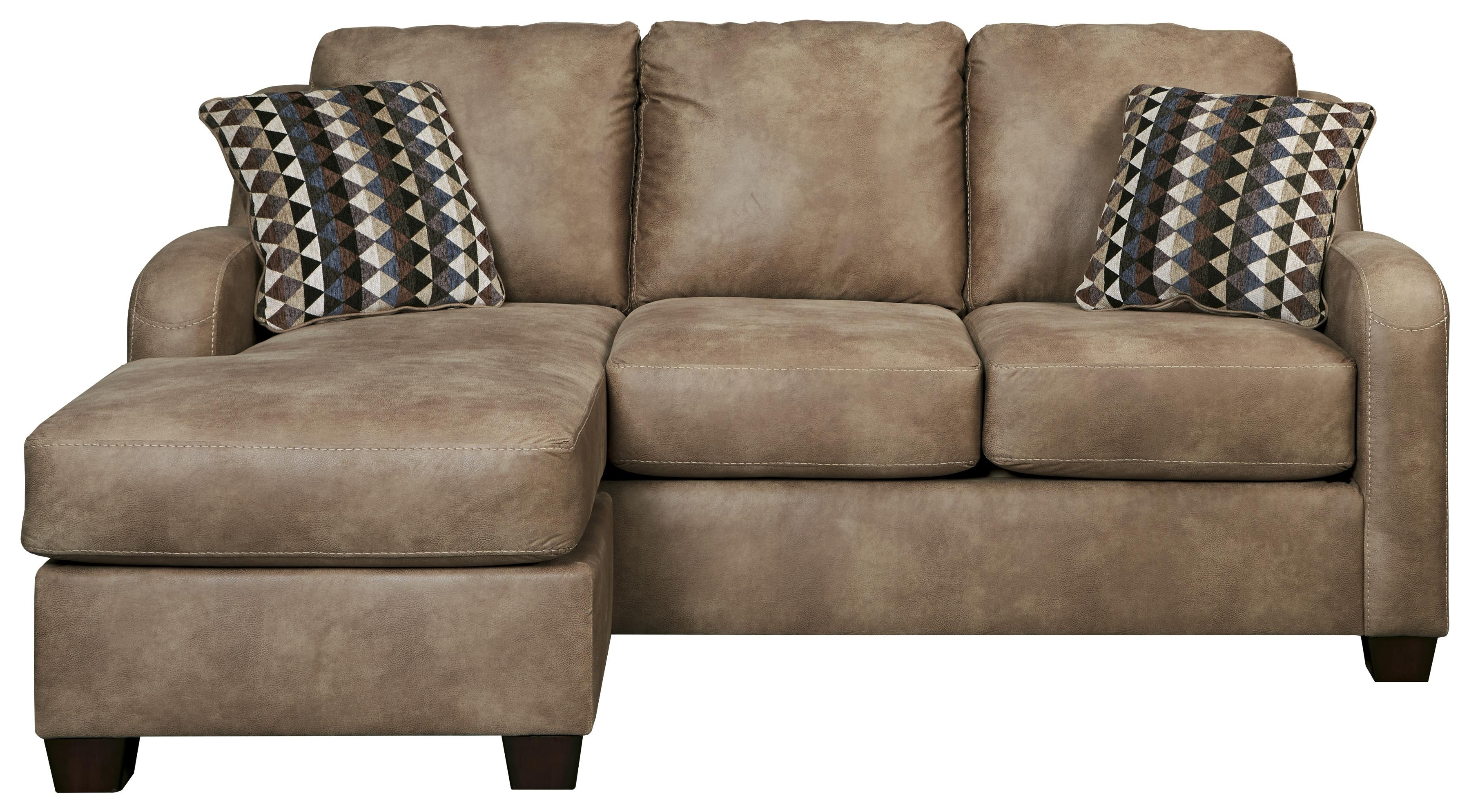 Well Known Leather Sofa Chaises For Contemporary Faux Leather Sofa Chaisebenchcraft (View 11 of 15)