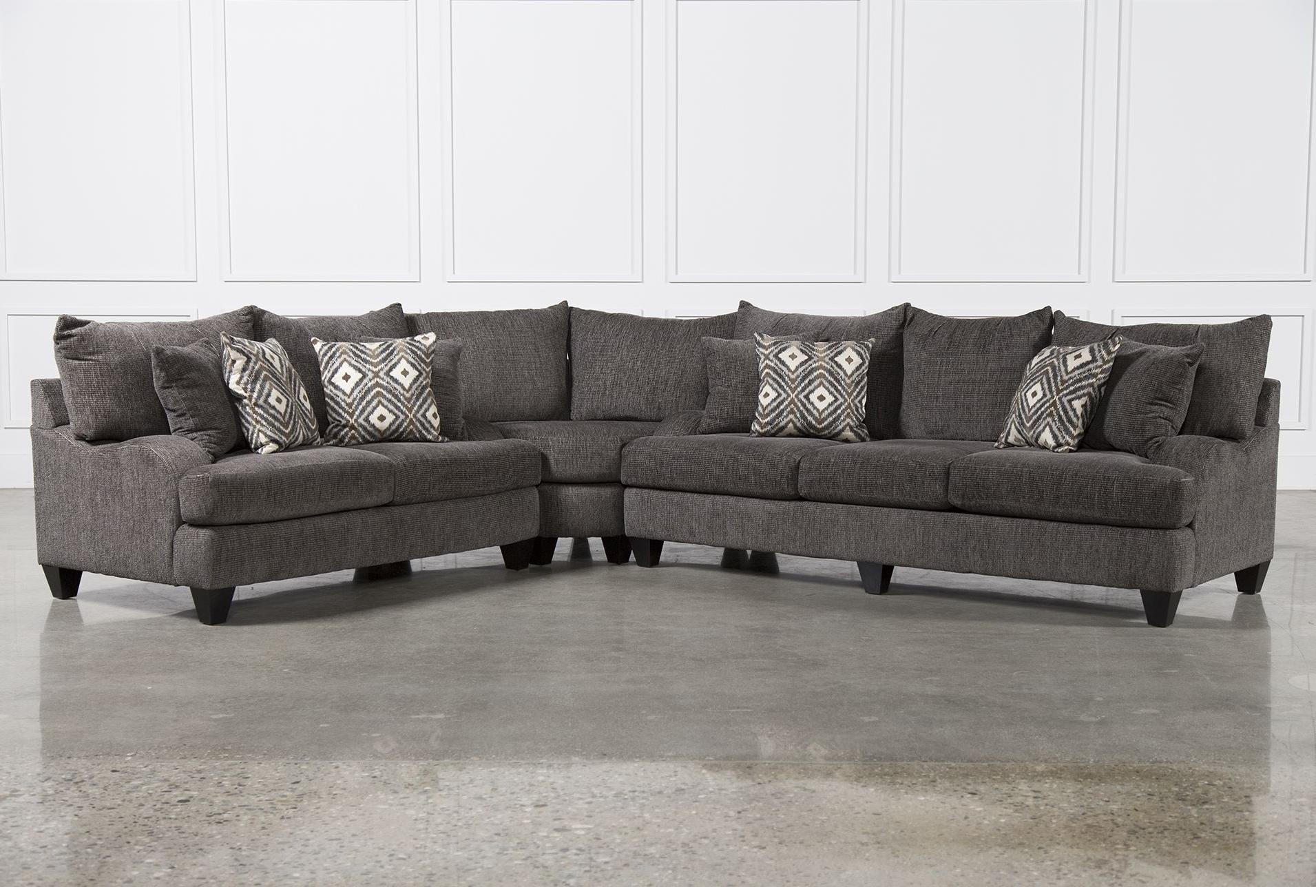 Well Known Long Sectional Sofas Plus Leather L Sofa Together With Designs Or In Grey Couches With Chaise (View 14 of 15)