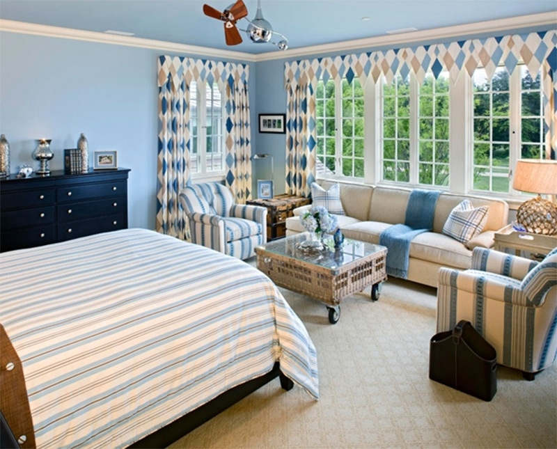 Well Known Lovely Bedroom Interiors With Sofas And Couches – Full Home Living Throughout Bedroom Sofas And Chairs (View 9 of 10)