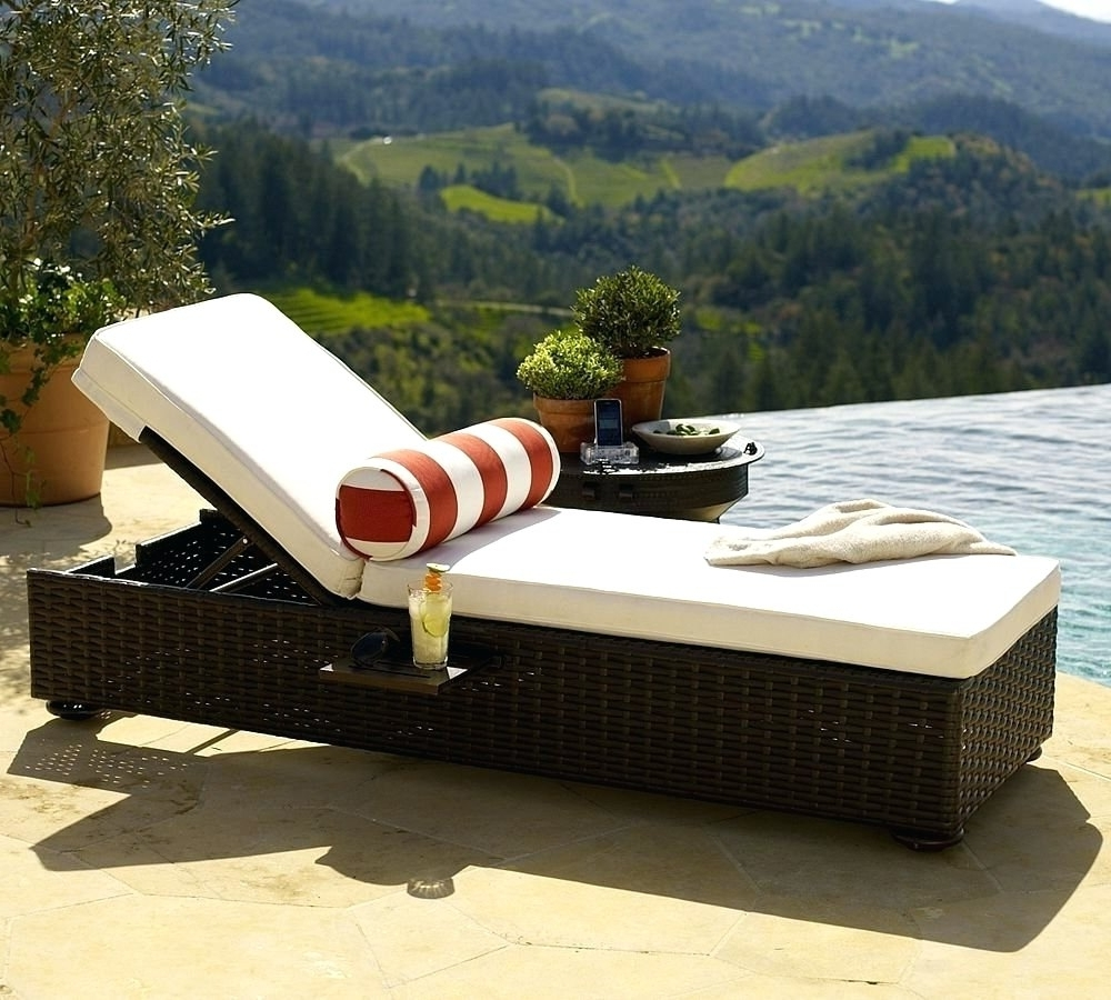 Well Known Luxury Outdoor Lounge Chairs • Lounge Chairs Ideas For Outdoor Lounge Chaises (View 4 of 15)