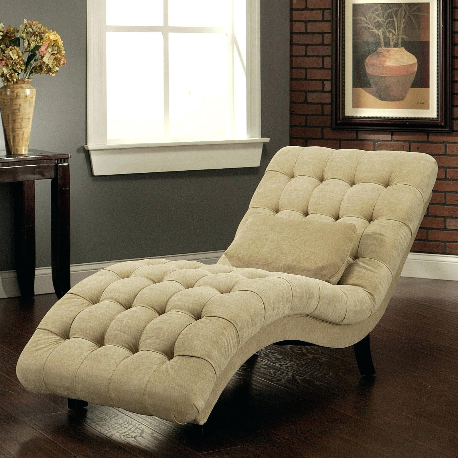 Well Known Microfiber Chaise Lounge Chairs In Awesome Microfiber Chaise Lounge Chair – Home (View 15 of 15)