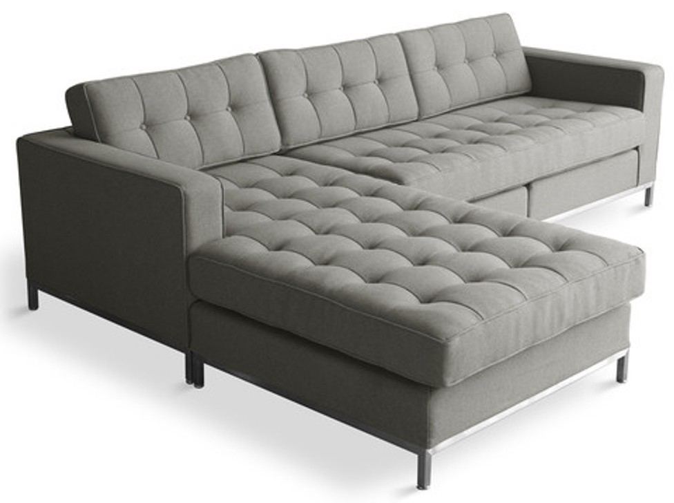 Well Known Modern Sectional Sofas For Small Spaces Throughout Modern Sectional Sofas For Small Spaces : Modern Sectional Sofas (View 10 of 10)