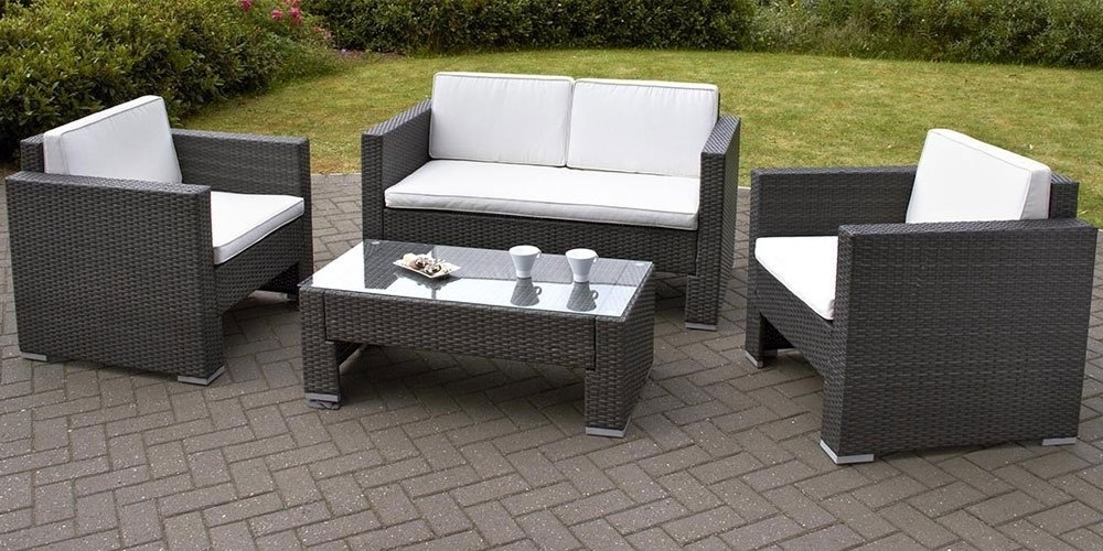Well Known Outdoor Sofas And Chairs With Regard To Natural, Ideal, And Luxurious Garden Furniture – Abcrnews (View 3 of 10)