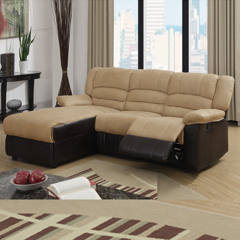 Featured Photo of Sectional Sofas For Small Spaces With Recliners
