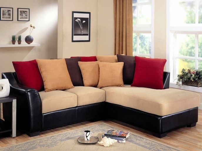 Well Known Sectional Sofas In Small Spaces With Regard To Sofa : Small Space Sectional Sofa Luxury Sofa Small Sectional (View 9 of 10)