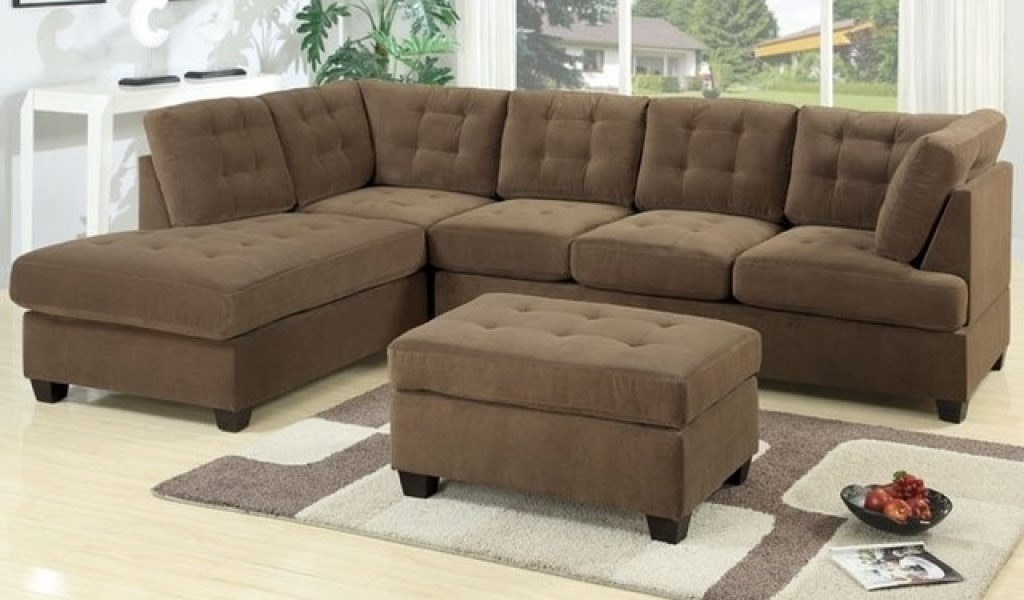 Well Known Sectional Sofas With Chaise And Ottoman With Regard To Sectional Couch Chaise Ottoman – Thesecretconsul Throughout (View 10 of 10)