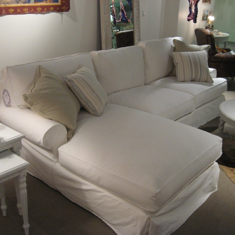 Well Known Shabby Chic Sofas Regarding Shabby Chic – Sofas, Loveseats, & Sectionals – Comfy Sectional (View 10 of 10)