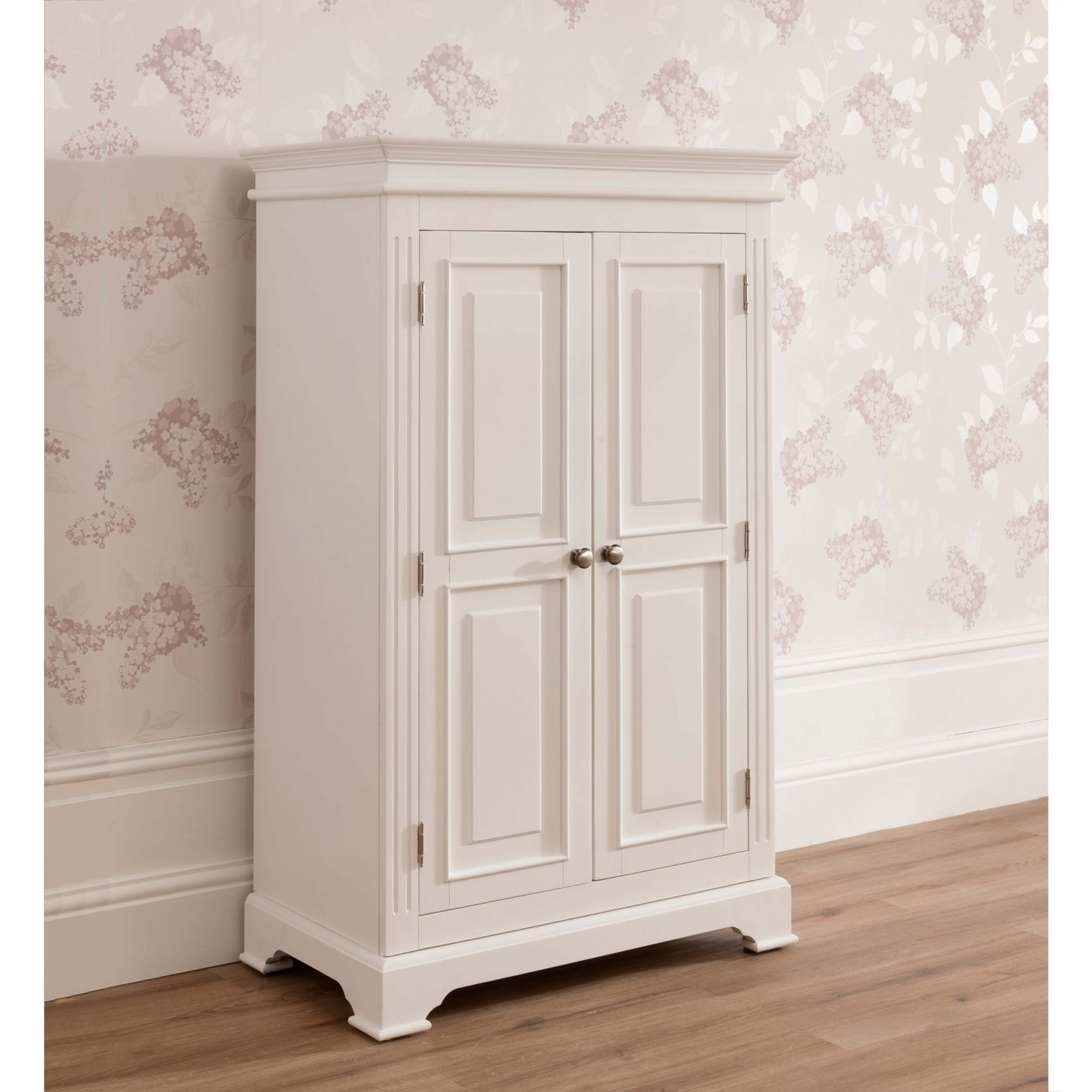 Well Known Sophia Kids Shabby Chic Wardrobe Works Wonderful Alongside Our Throughout Sophia Wardrobes (View 2 of 15)