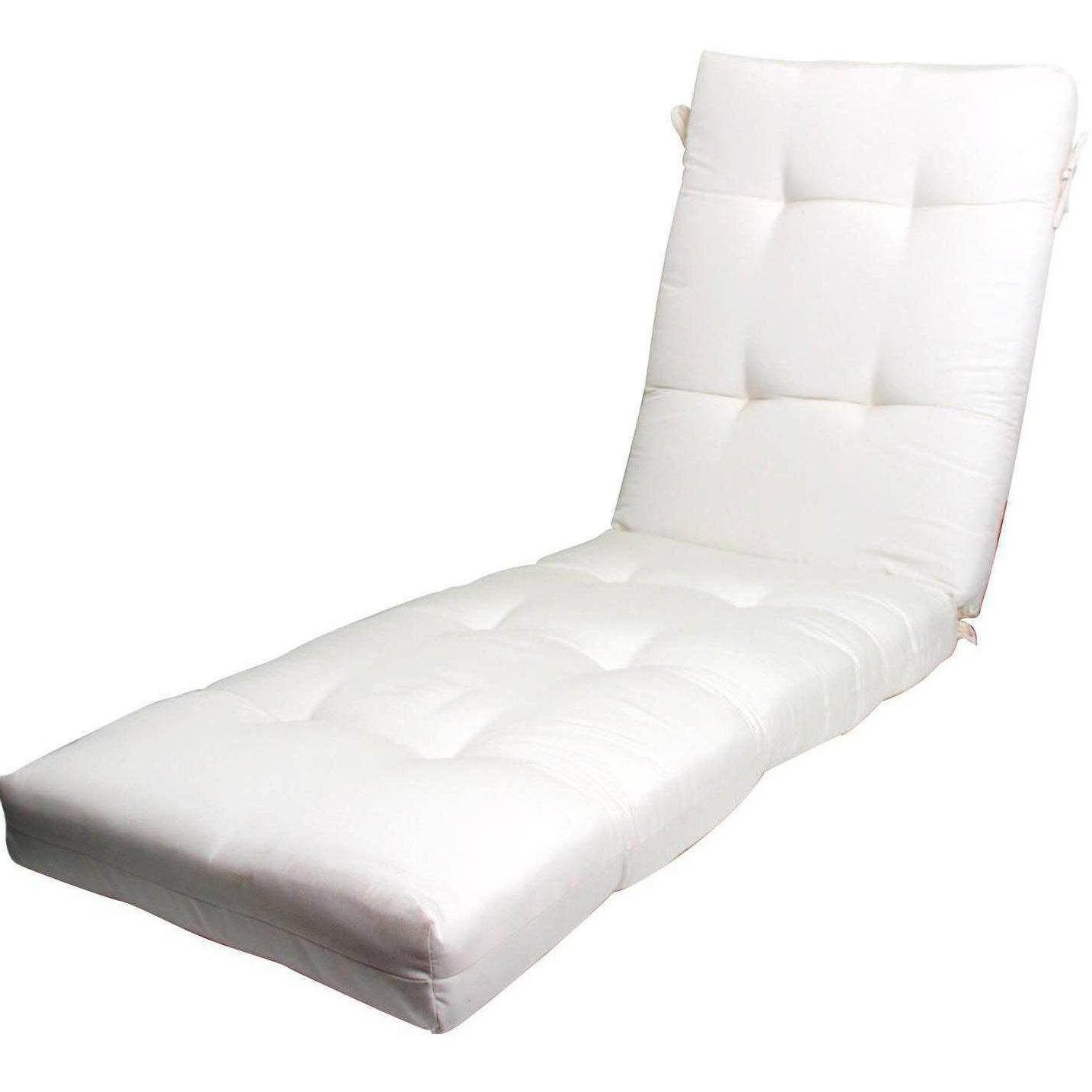 Featured Photo of Chaise Lounge Cushions