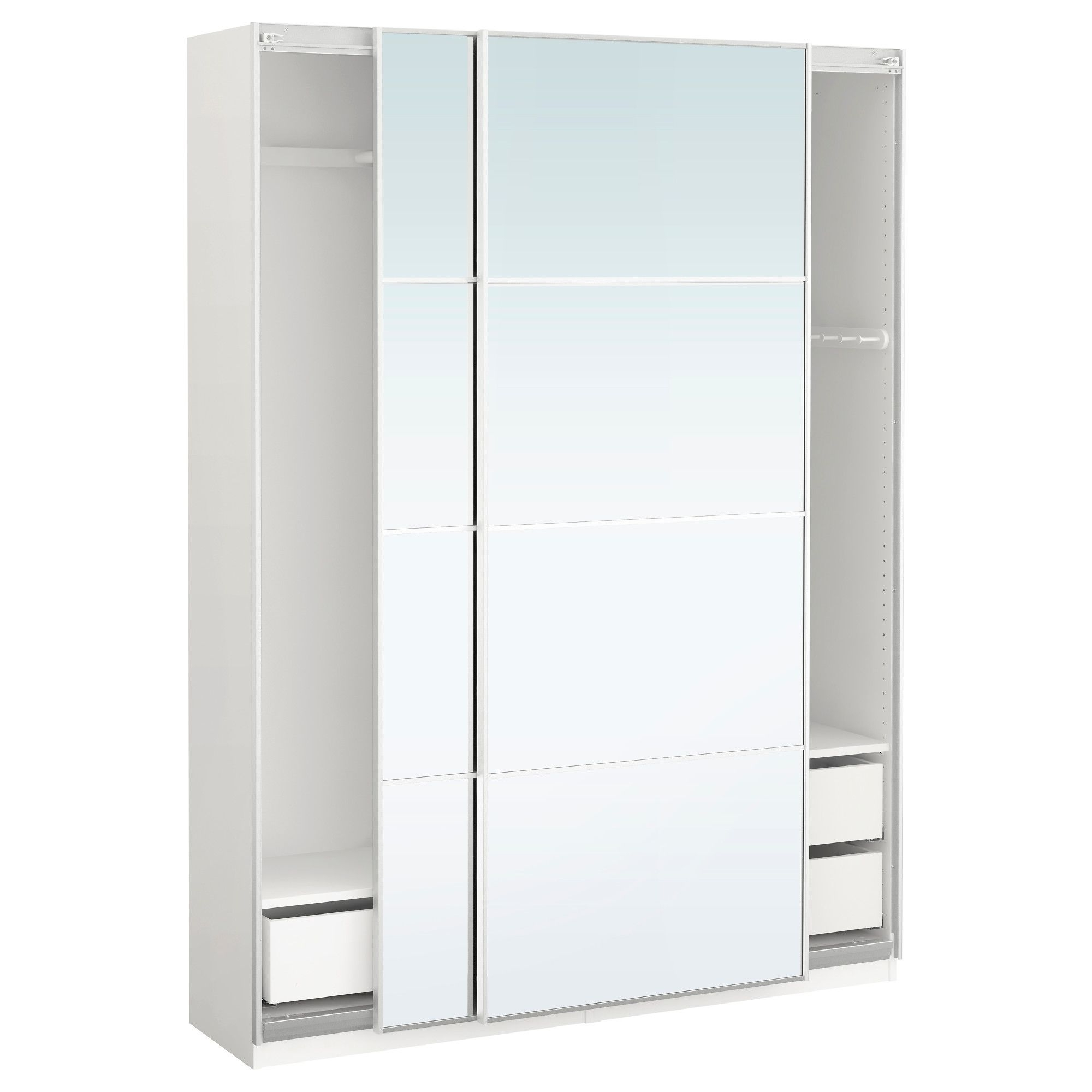 Well Known Venetian Glass Wardrobes For Nice Romano Crystal Mirrored Wardrobe (View 13 of 15)